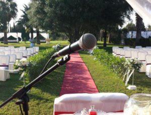 ceremonia de bodas en Navarra